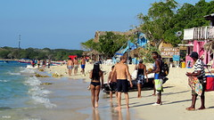 PLAYA BLANCA -BARU- (AVM608) Tags: baru cartagena avm608 playa blanca