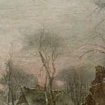 CAPPELLE Jan (van de),1653 - Paysage d'Hiver avec des Joueurs de Kolf (Custodia) - Detail 21 thumbnail