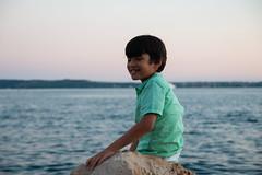 IMG_3117 (m@rEsz) Tags: piran slovenia eu europe istria child sea