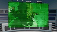 Final Transmission (BarricadeCaptures) Tags: star wars dark forces mission ii talay tak base after massacre cutscene rebel hologram transmission game screenshot screencap