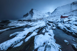 Vikten, Lofoten, Norway