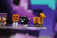 Toy Fair 2017 Mattel Minecraft 17 (IdleHandsBlog) Tags: matteltoyfair2017 minecraft toys videogames