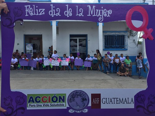 International Women's Day 2017: Guatemala