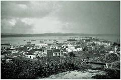 DURAZZO, MARZO 1941. FOTO SCATTATA DA DOTTORE PIERLUIGI ZAMPERIN, MEDICO-TENENTE DEL 21° OSPEDALE DA CAMPO DEL ESERCITO ITALIANO IN ALBANIA E GRECIA.