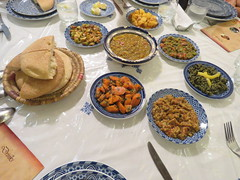 Fes, Morocco: what a great meal (Leo Kerner) Tags: medina morocco fes feselbali