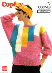 cop1 (Homair) Tags: vintage sweater fuzzy mohair copley