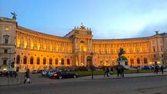 Hofburg Palace (Magerson) Tags: vienna wien vacation austria europa europe frias palace viena palcio hofburg ustria hofburgpalace compartilharfotos janeiro2014