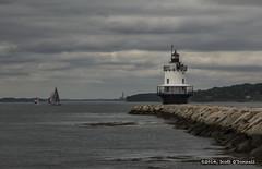 Spring Point Ledge Light (scottnj) Tags: light lighthouse me portland maine explore cascobay springpointledgelight explored scottnj scottodonnellphotography