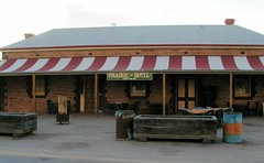 Prairie Hotel Parachilna (JungleJack 22) Tags: rural john pub country capital ss australia outback konica sa goodfood parachilna hote prairiehotel
