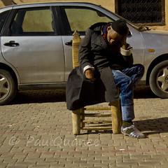 Fashion faux pas, socks & sandals! (paulquance) Tags: portrait morocco marrakech souk riad jonan facesofportraits