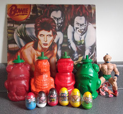 Bowie and Weebles (gregg_koenig) Tags: dogs bowie diamond weebles jaxs