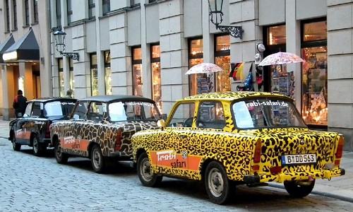 Trabi safari Dresden