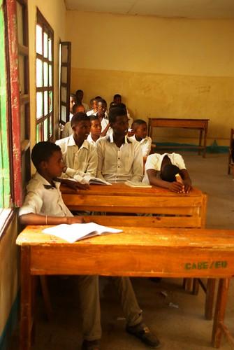 Sheikh Bashiir Primary School in Hargeysa