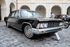ZIL 117 (1976) (The Adventurous Eye) Tags: festival sedan zil limousine 117 2014 veterán přehlídka holešov veteráni