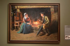 Cincinnati Art Museum (Tobyotter) Tags: ohio vacation art painting cincinnati artmuseum chimneycorner henrymosler