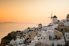 Sunset Town (manghong) Tags: sunset nikon greece tamron d610 2875mm santorinioia