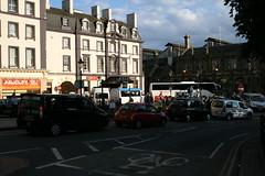 Glasgow Taxis, Minibuses and a Coach at Carlisle Citadel Railway Station (highlandreiver) Tags: travel west bus station coast coach traffic citadel glasgow main railway trains taxis line virgin jam carlisle ladywell