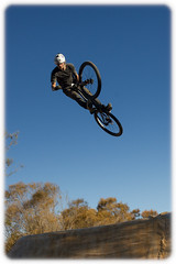 Redhill Reserve Bike Track (Craig Jewell Photography) Tags: bicycle bmx track iso400 sydney mountainbike australia f45 mtb redhill 40mm jumps beaconhill 2014 northernbeaches 0ev redhillreserve jumptrack jumppark sec canoneos1dmarkiv ef40mmf28stm filename20140621135111x0k1123cr2 334425s1511519e