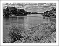 _8133457 (A. Jimnez) Tags: b bw france alex ro river j bn alejandro francia belmonte chinon jimnez a trayo