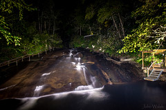 Sliding Rock @ Night
