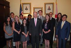 07-18-2014 Capitol Interns