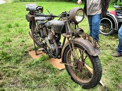 Motorrad Standard AT 500 1928 - Lippborg-Heintrop_1946_2014-06-21 (linie305) Tags: vintage motorbike motorcycle oldtimer 500 standard 1928 motorrad at at500 lippborg heintrop