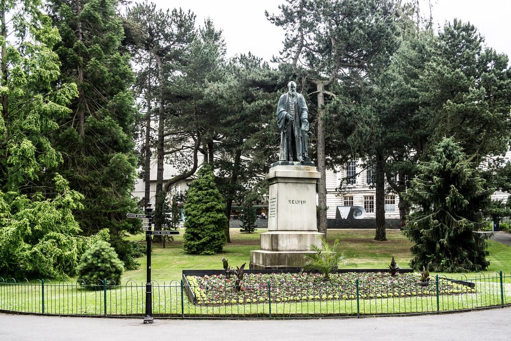 William Thomson, 1st Baron Kelvin OM, GCVO, PC, PRS, PRSE (26 June 1824 – 17 December 1907)