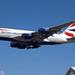 G-XLEC A380 British Airways