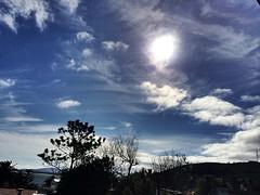 (laurw) Tags: sky sun nature clouds uruguay view paisaje piriapolis