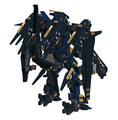 ESIONE Malheur Take 3 WIP: Humanoid Form Right Rear 3/4 View (TF Twitch) Tags: anime mobile digital army robot fly war lego designer space military flight manga suit scifi transforming gundam armored core mecha transform mech transformed transforms ldd