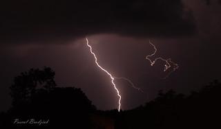 Orage du 08-08-2014 en Auvergne