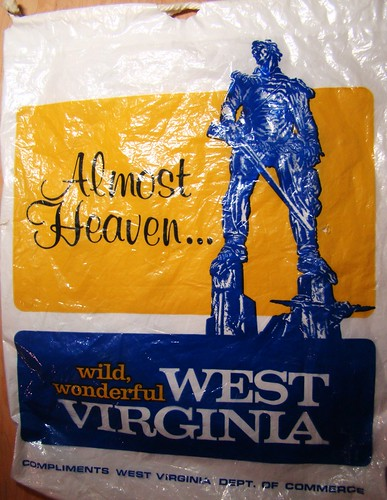Among My Souvenirs - Almost Heaven, West Virginia / Blood Streaming Down the Hill