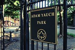 A day with the Beastie Boys: Adam Yauch Park (chogokinjawa) Tags: park newyorkcity urban newyork playground brooklyn nikon sigma buddhism tibet beastieboys miked urbanphotography adrock quietplace adamyauch sigmalens nikondslr newyorkparks nikond90 nikonreflex sigma18250mmf3563 ripmca adamyauchpark sigmamacrohsm