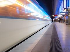 U-Bahn HafenCity Universität (Mathis_W) Tags: longexposure underground deutschland university interior hamburg ubahn architektur universität hafencity langzeitbelichtung langzeitaufnahme ubahnhafencity ubahnhafencityuniversität