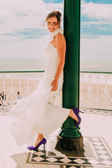 Linda & Fred Wedding (Caballerophotos) Tags: