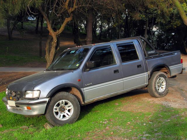chevrolet gm pickup luv camionetas crewcab isuzupickup chevroletluv luvmillennium