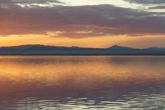 The Albufera Sunset (arka38) Tags: winter sunset color valencia spain mediterranean mediterraneo cloudy invierno mediterraneansea comunidadvalenciana 2011 mediterraneansunset bestsunsets powerfulsunset emotionals