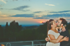 Romantic sunset (Luca C.83) Tags: sunset tramonto tuscany nikond3200 romanticsunset tramontoromantico