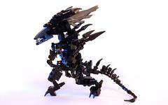 Xenomorph - Queen (SpirituInsanum) Tags: lego alien queen moc xenomorph