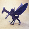 Origami Wind Dragon V1