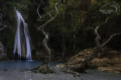 The Land Of The Elves (xrhstos.bas23) Tags: longexposure water forest river landscape greece waterfalls neda