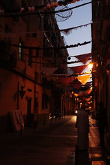 night life (Lucky Marsa) Tags: life light night spain noc hiszpania ycie nocne owietlenie