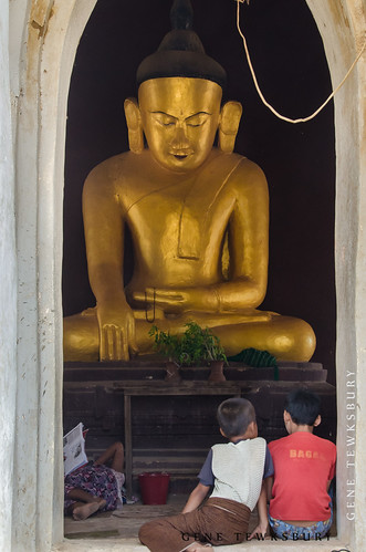 Watching Buddha