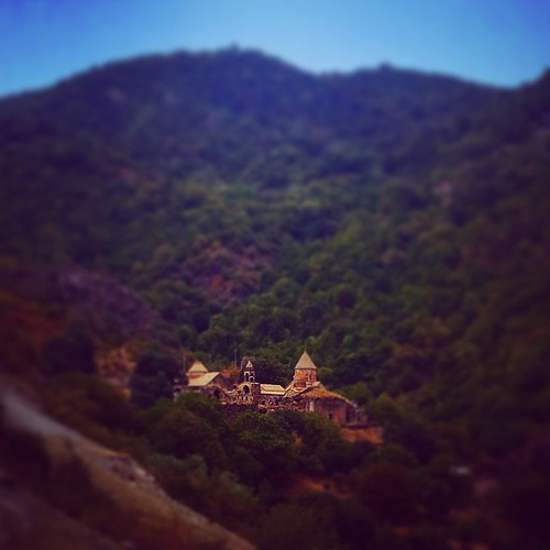 Dadivank #monastery the pearl of #Armenian #architecture. 9th century monument located between #Karvachar and #Martakert regions of #Artsakh