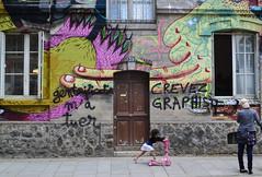 #StreetArt Paris 19 (023)