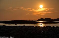 DSC_1047.jpg (hkjellmorten) Tags: sunset lighthouse seascape nature birds norway landscape norge ålesund vigra sunnmøre skyskape møreogromsdal