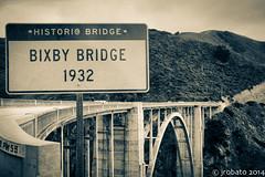 Bixby Bridge 1932 (orgazmo) Tags: california landscapes sony structures bridges bigsur centralcalifornia california1 bixbybridge pacificcoasthighway a58 ca1 sonyalpha sony18250mmf3563dt slta58 dslta58