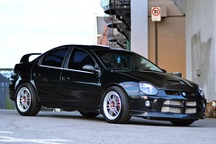 SRT-4 Number 2 (KFuller Photos) Tags: interior mopar nrg turbocharged blueled srt4 kenphoto kfullerphotos