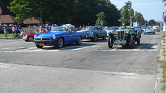Watkins Glen Grand Prix Festival 2014 (watkinsglengrandprixfestival) Tags: street history cars festival race vintage franklin grand glen mg prix watkins 2014