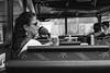 Travel guide (Tobias Zils) Tags: city travel bus berlin women guide